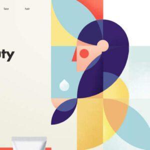ترند طراحی گرافیک؛ اشکال هندسی و نسبت ها