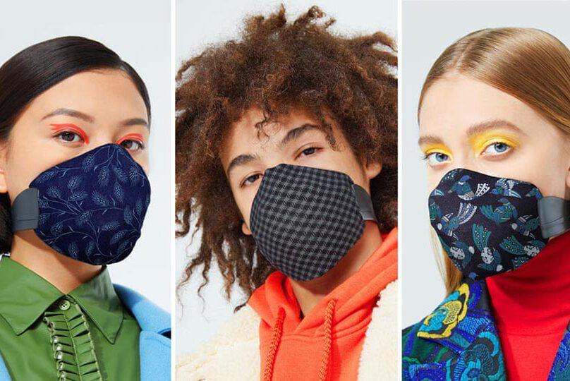 کرونا و ماسک های جدید صنعت مد