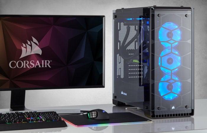 خرید کیس کامپیوتر؛  Corsair Crystal 570X RGB