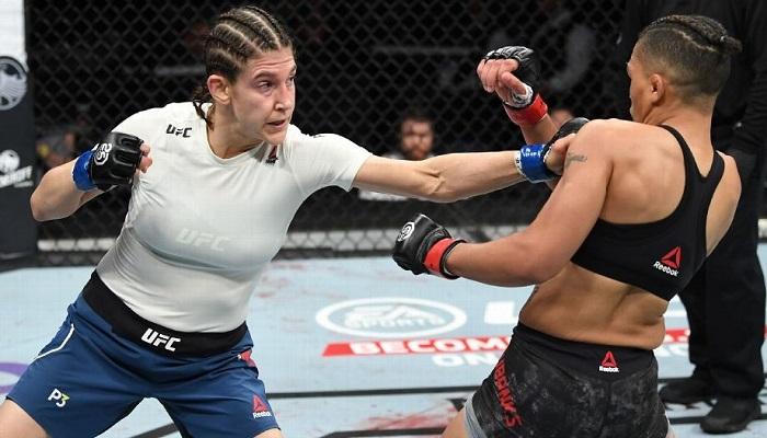 ورزش MMA برای بانوان