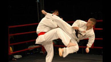 ورزش کیوکوشین