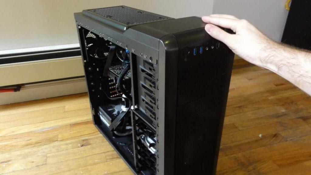 خرید کیس کامپیوتر؛ Full tower
