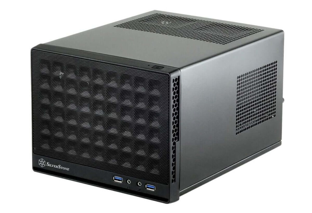 خرید کیس کامپیوتر؛  Silverstone Sugo SG13