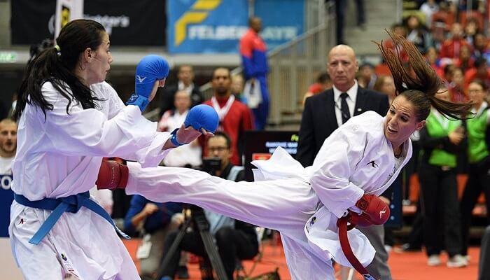 ورزش رزمی کاراته