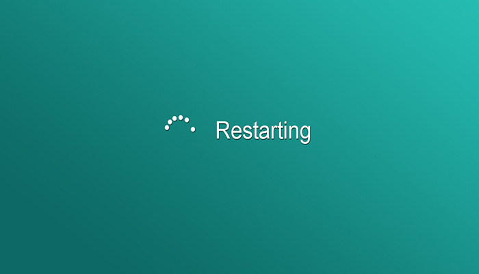 حل مشکل ریستارت ویندوز کامپیوتر.