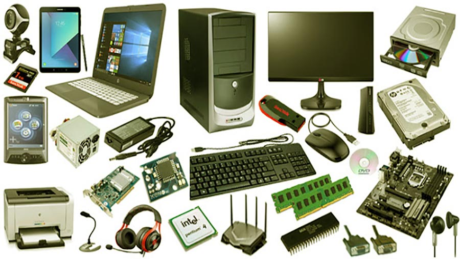 سخت افزار کامپیوتر