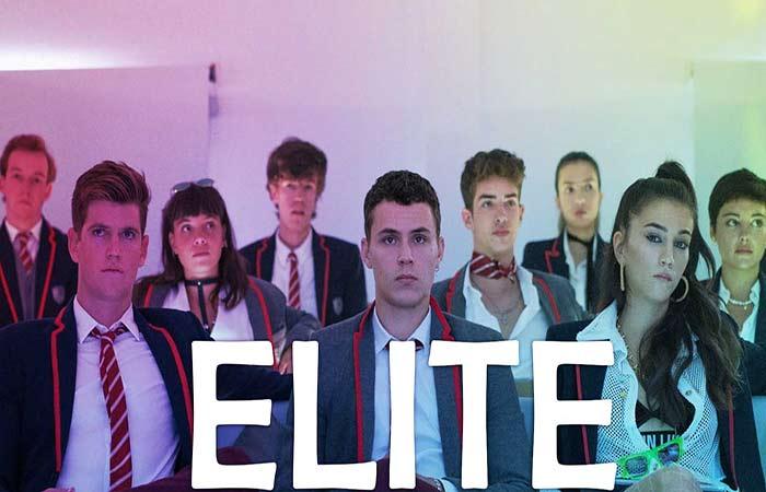 یکی از جدید ترین سریال های خارجی Elite (نخبه) می باشد.
