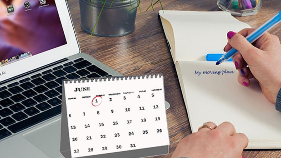 برنامه ریزی روزانه