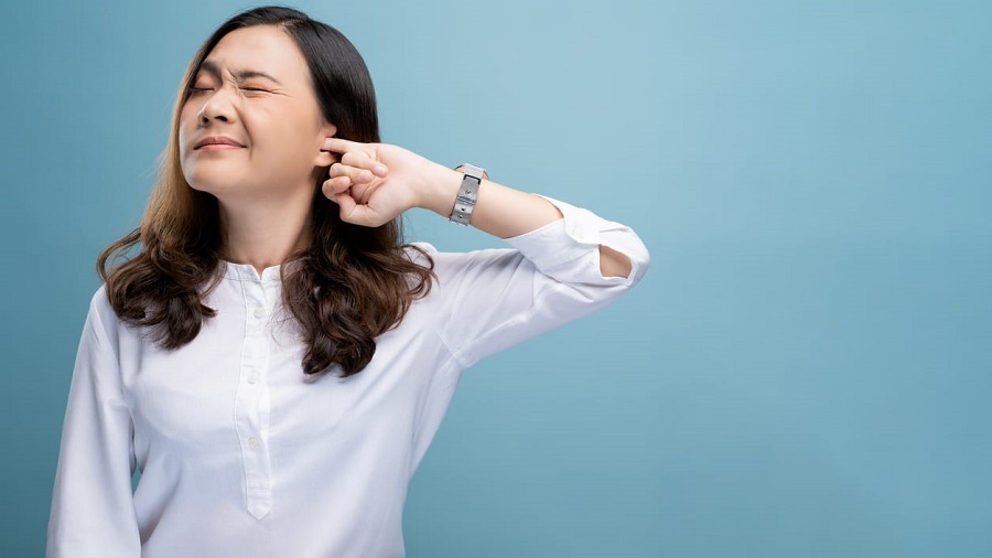 درمان خارش گوش
