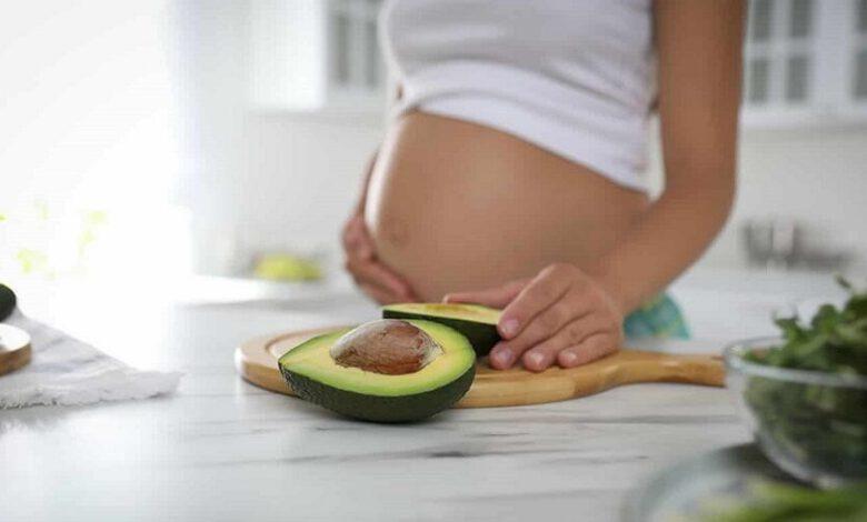 آووکادو در بارداری
